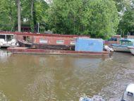 Ex British Waterways  Steel Work Barge