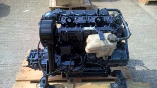 Lister LPW4 Marine Diesel Engine Breaking For Spares