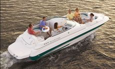 Glastron Deck Boat DX 235