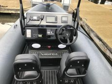 Highfield Patrol 600