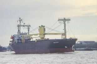 100.59m Bulk Carrier
