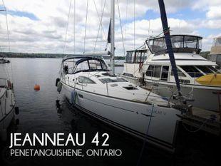 2008 Jeanneau 42 DS Sun Odyssey