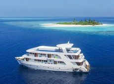 Liveaboard ready for business