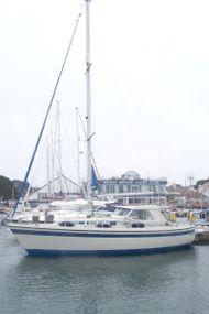 LM 32 motor sailer