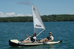 Hobie i14t inflatable kayak