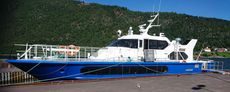 1989 Passengers Vessel For Sale