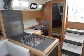 Galley (similar boat)