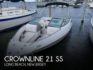 2012 Crownline 21 SS