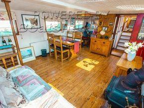 Dutch Barge 25 Metre  - Interior