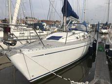 Bowman Starlight 35 Mk2 fin keel.