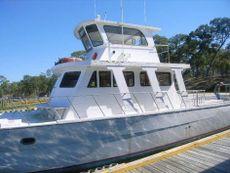 1983 62' Stapleton Fishing Charter Boat