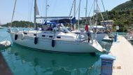 Dufour 39CC 1999 Superb Classic int huge double cabin.See new price!