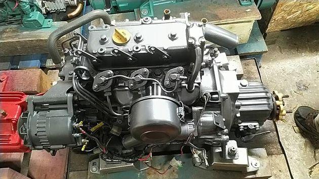 Yanmar 3GMD 20hp Marine Diesel Engine Package