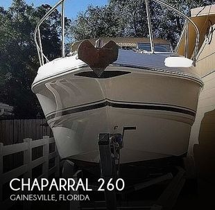 2004 Chaparral 260 Signature