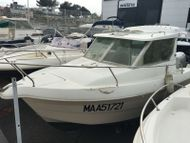 1998 QUICKSILVER 605 PILOTHOUSE