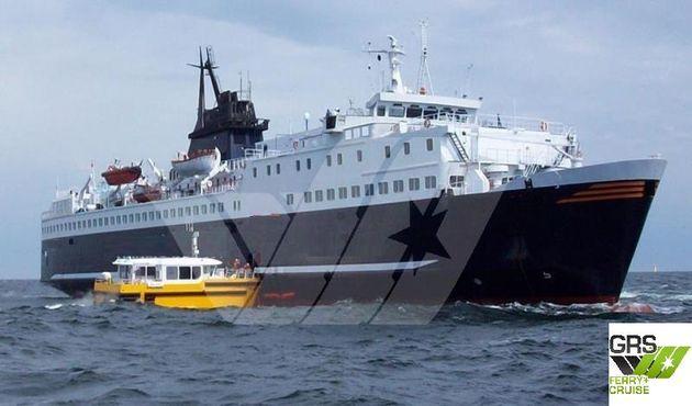 123m / Passenger/Ro-Ro Ship (Vehicles) for Sale / #1005984