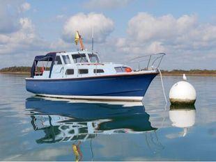 Natant 24 Motor boat