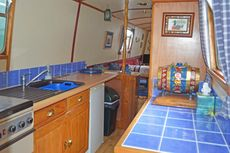 57ft Trad Stern Narrowboat