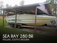 1999 Sea Ray 280 BR