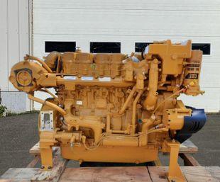 600 HP CATERPILLAR C18 NEW MARINE ENGINES