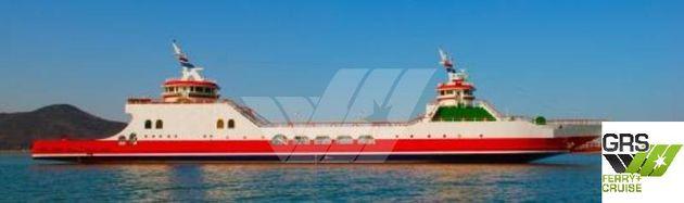 80m Passenger / RoRo Ship for Sale / #1054807