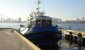 Dredger Asist Tugboat for sale