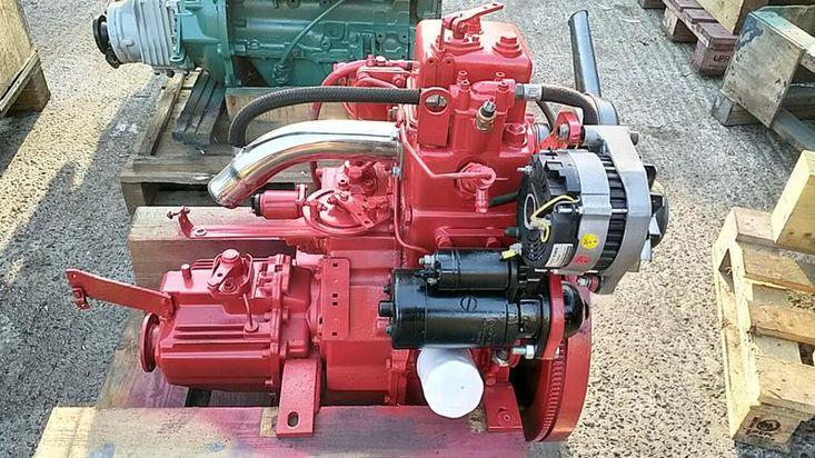 Bukh DV10 10hp Marine Diesel Engine Package