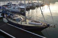Endurance 40 comfortable cruising yacht