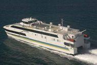 185' Fast Cat RoPax Ferry