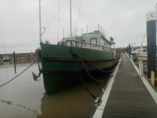 78ft x 18ft Converted Ferry