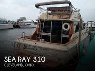 1981 Sea Ray 310 Vanguard Sedan Bridge