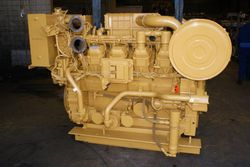 1015 HP CATERPILLAR 3508DITA REBUILT MARINE ENGINE