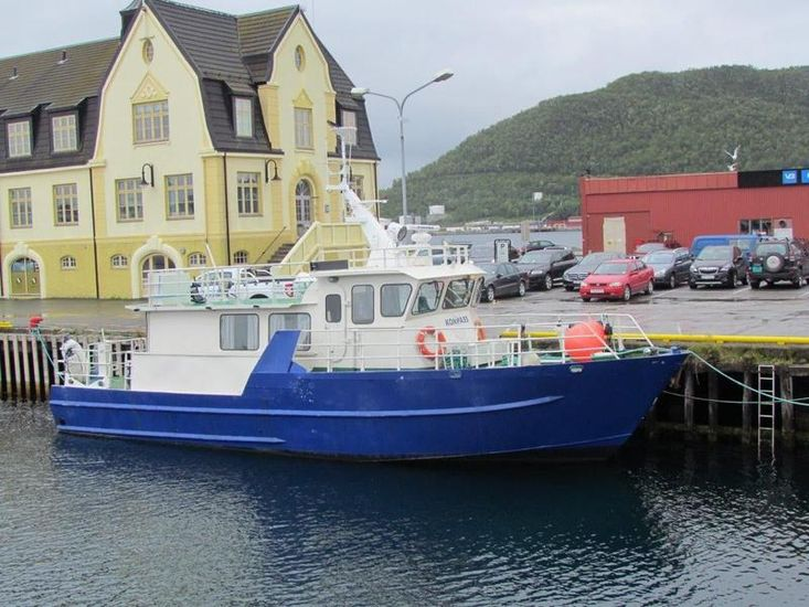 Multi ROV/PASSENGER/PILOT/YACHT for sale in Norway