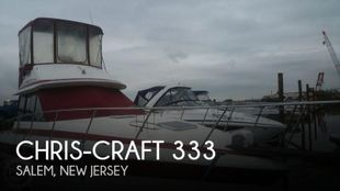 1984 Chris-Craft 333 Commander