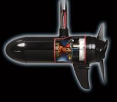 12v Electric Thruster - 82lb Thrust
