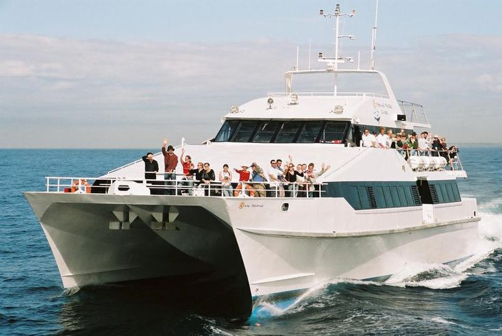 High Speed Catamaran Ferry