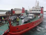 Car and Passenger Ferry