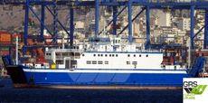 96m / 585 pax Passenger / RoRo Ship for Sale / #1031657