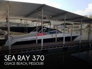 1990 Sea Ray 370 Sun Sport