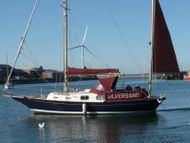 Nantucket clipper 31.8 ft REDUCED