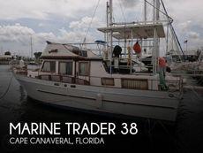 1979 Marine Trader 38