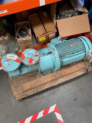 Hamworthy Pump - Marine