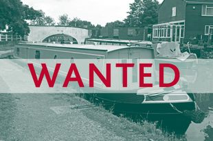 Wanted Narrowboats or Wide beam boats