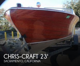 1956 Chris-Craft 23 Continental