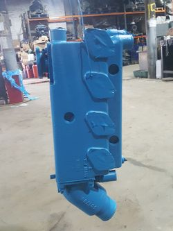NANNI heat exchanger repair service