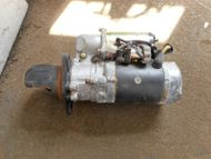 Mitsubishi starter & alternator