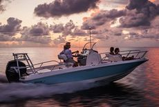 Boston Whaler - 210 Dauntless