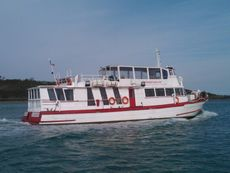 Restaurant boat , ideal for HOUSE BOAT