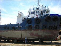 2006 1000 HP Tug/28 ton BP