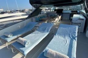 Carine Yachts  - Luxury Yacht Brokerage | SANLORENZO SX76 2019 | Photo 13